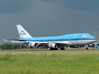 Boeing 747-406M KLM - Royal Dutch Airlines PH-BFW 30454 / 1258  Amsterdam-Schiphol (EHAM / AMS) 2007-06-19, Photo by: Karsten Palt