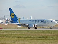 Boeing 737-32Q, Ukraine International Airlines, UR-GAH, c/n 29130 / 3105,© Karsten Palt, 2007