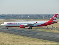 Airbus A330-322 Air Berlin D-AERK 120  Düsseldorf International (EDDL / DUS) 2008-02-16, Photo by: Karsten Palt