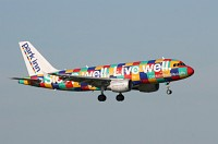 Airbus A319-112, Germanwings, D-AKNF, c/n 646,© Mike Vallentin, 2008