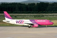 Airbus A320-232 Wizz Air HA-LPM 3177  Cologne / Köln-Bonn (EDDK / CGN) 2008-09-10, Photo by: Mike Vallentin