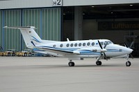 Beech King Air B350, , D-CWKM, c/n FL-410,� Mike Vallentin, 2008