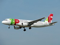 Airbus A320-214 TAP Portugal CS-TNJ 1181  Brussel/Bruxelles - Brussels Airport (EBBR / BRU) 2008-09-28, Photo by: Karsten Palt