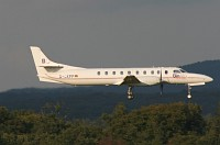 Swearingen SA-227AT Merlin IV C, BinAir, D-CKPP, c/n DC850B,© Mike Vallentin, 2008