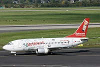 Boeing 737-58E Pegasus Airlines TC-AAF 29122 / 2991  Düsseldorf International (EDDL / DUS) 2008-09-14, Photo by: Mike Vallentin
