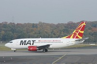 Boeing 737-529, MAT - Macedonian Airlines, Z3-AAH, c/n 23858 / 1509,© Mike Vallentin, 2008