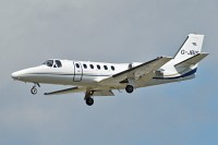Cessna 550 Citation II, , G-JBIS, c/n 550-0447,� Karsten Palt, 2009
