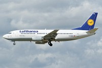 Boeing 737-330 Lufthansa D-ABXU 24282 / 1671  Frankfurt am Main (EDDF / FRA) 2009-09-03, Photo by: Karsten Palt