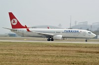Boeing 737-8F2 (wl) Turkish Airlines TC-JGC 29787 / 771  Frankfurt am Main (EDDF / FRA) 2009-04-05, Photo by: Karsten Palt