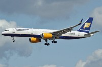 Boeing 757-256 (wl) Icelandair TF-FIR 26242 / 593  Frankfurt am Main (EDDF / FRA) 2009-09-06, Photo by: Karsten Palt
