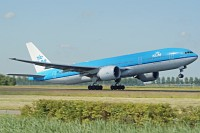 Boeing 777-206ER, KLM - Royal Dutch Airlines, PH-BQA, c/n 33711 / 454,© Karsten Palt, 2009