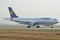 Airbus A300B4-603 Lufthansa D-AIAH 380  Frankfurt am Main (EDDF / FRA) 2009-04-05, Photo by: Karsten Palt