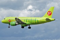 Airbus A319-114 S7 - Siberia Airlines VP-BTV 1090  Frankfurt am Main (EDDF / FRA) 2009-09-03, Photo by: Karsten Palt