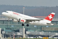 Airbus A319-112 Swiss Intl Air Lines HB-IPT 727  Zürich (LSZH / ZRH) 2009-04-04, Photo by: Karsten Palt