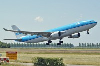 Airbus A330-203, KLM - Royal Dutch Airlines, PH-AOD, c/n 738,© Karsten Palt, 2009