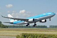 Airbus A330-203, KLM - Royal Dutch Airlines, PH-AOF, c/n 801,© Karsten Palt, 2009