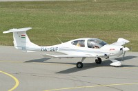 Diamond DA40 TDI Diamond Star, Pannon Air Service, HA-SUF, c/n D4.011,© Karsten Palt, 2009