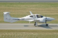 Diamond DA42 Twin Star, , OK-TPF, c/n 42.038,© Karsten Palt, 2009