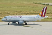 Airbus A319-112 Germanwings D-AKNU 2628  Leipzig/Halle (EDDP / LEJ) 2013-07-10, Photo by: Karsten Palt