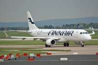 EMBRAER ERJ190 (ERJ-190-100LR) Finnair OH-LKI 19000117  Manchester (EGCC / MAN) 2013-05-17, Photo by: Karsten Palt