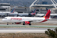 Airbus A321-231 (sl) Avianca N692AV 5936  LAX International Airport (KLAX / LAX) 2015-06-05, Photo by: Karsten Palt