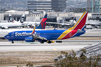 Boeing 737-8H4 (wl) Southwest Airlines N8645A 36907 / 5038  LAX International Airport (KLAX / LAX) 2015-06-05, Photo by: Karsten Palt