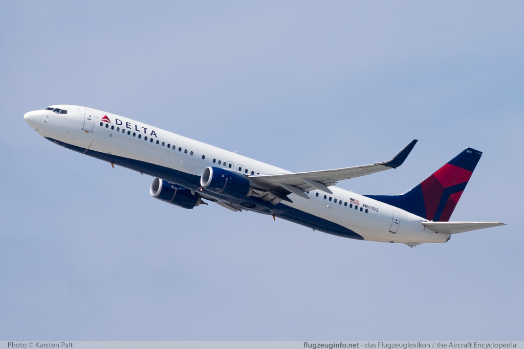 Boeing 737-932 (wl) Delta Air Lines N811DZ 31916 / 4715  LAX International Airport (KLAX / LAX) 2015-06-01 � Karsten Palt, ID 11473