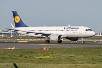 Airbus A320-214 Lufthansa D-AIUF 6141  Frankfurt am Main (EDDF / FRA) 2016-05-09, Photo by: Karsten Palt