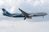 Airbus A330-343 Oman Air A4O-DI 1582  Frankfurt am Main (EDDF / FRA) 2016-05-09, Photo by: Karsten Palt