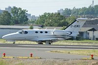 Cessna 510 Citation Mustang, Private, D-IEMG, c/n 510-0274,� Karsten Palt, 2010