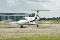 Cessna 525 CitationJet CJ1, Jetline, D-ILLY, c/n 525-0442,© Karsten Palt, 2009