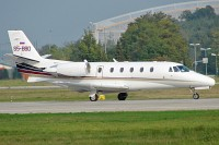 Cessna 560XL Citation Excel, GIO Aviation, S5-BBD, c/n 560-5058,© Karsten Palt, 2006