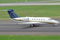Cessna 650 Citation III, Air Traffic, D-CCEU, c/n 650-0190,© Karsten Palt, 2006