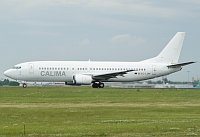 Boeing 737-448 Calima Aviacion EC-LDN 24474 / 1742  Berlin - Schönefeld (EDDB / SXF) 2010-06-11, Photo by: Karsten Palt