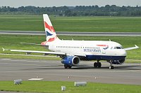 Airbus A319-131, British Airways, G-EUOD, c/n 1558,© Karsten Palt, 2010