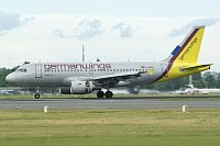 Airbus A319-112 Germanwings D-AKNK 1077  Berlin - Schönefeld (EDDB / SXF) 2010-06-11, Photo by: Karsten Palt