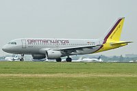Airbus A319-112 Germanwings D-AKNR 1209  Berlin - Schönefeld (EDDB / SXF) 2010-06-11, Photo by: Karsten Palt