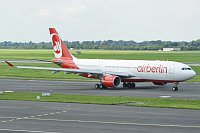 Airbus A330-223 Air Berlin D-ALPE 469  Düsseldorf International (EDDL / DUS) 2010-08-21, Photo by: Karsten Palt