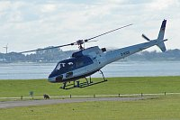Eurocopter AS-350BA, DL Helicopter, D-HJOE, c/n 9013,© Karsten Palt, 2009