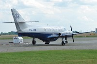 BAe Jetstream 32 Coast Air LN-VIP 879  Wilhelmshaven-Mariensiel (EDWI / WVN) 2007-05-15, Photo by: Karsten Palt