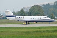 Learjet / Bombardier LJ 55, WDL Aviation, D-CWDL, c/n 55-084,© Karsten Palt, 2006