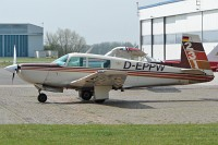 Mooney M20K Model 231, , D-EPPW, c/n 25-0624,� Karsten Palt, 2007