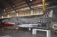 Douglas TA-4B Skyhawk United States Navy 142871 11933 RAN Fleet Air Arm Museum, Nowra NSW NAS Nowra - HMAS Albatross (YSNW / NOA) 2009-12-16, Photo by: Hartmut Ehlers