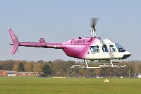 Bell Helicopter 206L Long Ranger, Helicopter Service Hamburg, D-HHRW, c/n 45082,© Hartmut Ehlers, 2010