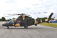 Agusta A109LOH Royal Malaysian Army - Tentera Darat (TDDM) M81-04 13804 LIMA 2009 Pulau Langkawi - International (WMKL / LGK) 2009-12-01, Photo by: Hartmut Ehlers