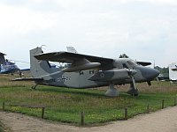 Dornier Do 28D-2 Skyservant German Navy / Marine 59+22 4197 Aeronauticum Nordholz 2006-08-26, Photo by: Karsten Palt