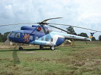 Mil Mi-8PS, German Navy / Marine, 94+01, c/n 105100,� Karsten Palt, 2008