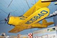 Beech C17L Staggerwing  NC15840 93 National Air and Space Museum Washington, DC 2014-05-28, Photo by: Karsten Palt