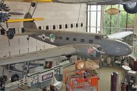 Boeing 247D United Airlines NC13369 1953 National Air and Space Museum Washington, DC 2014-05-28, Photo by: Karsten Palt
