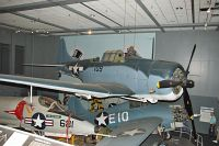 Douglas SBD-6 Dauntless United States Navy 54605 6119 National Air and Space Museum Washington, DC 2014-05-28, Photo by: Karsten Palt
